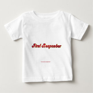 First Responder Infant T-shirt