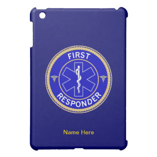 First Responder iPad Mini Covers