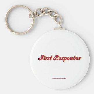 First Responder Keychain