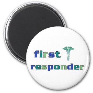 First Responder Magnet