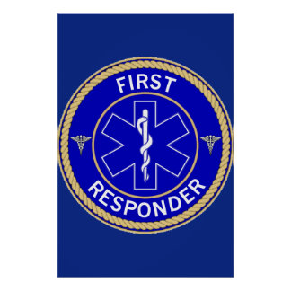 First Responder Poster