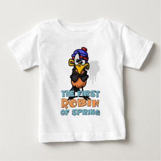 First Robin Infant T-shirt