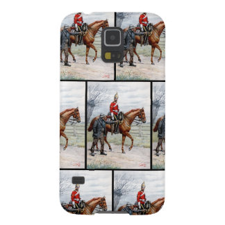 First Royal Dragoons Cases For Galaxy S5