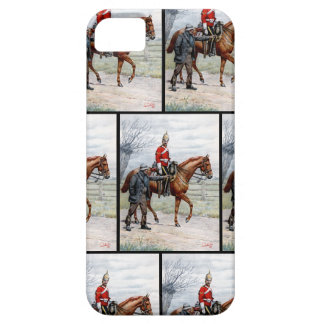 First Royal Dragoons iPhone SE/5/5s Case