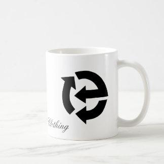 First Run Coffee Mug - Customized