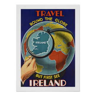 First See Ireland Poster