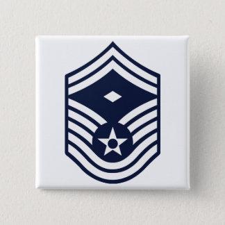 First Sergeant E-8 Button
