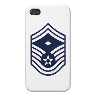 First Sergeant E-8 iPhone 4/4S Cases