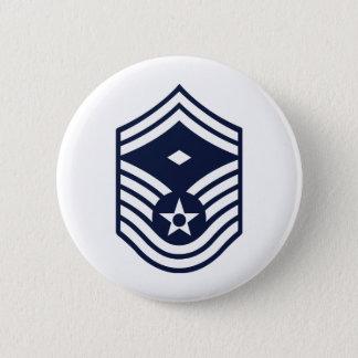 First Sergeant E-8 Pinback Button