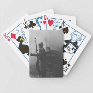 First Shot Playing Cards