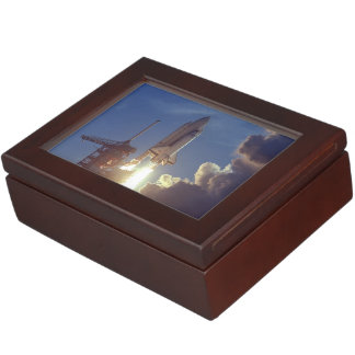 First Shuttle Launched Keepsake Boxes