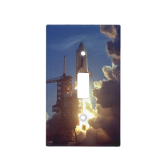 First Shuttle Launched Light Switch Covers