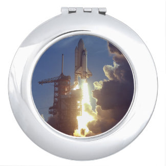 First Shuttle Launched Makeup Mirrors