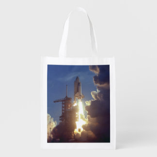 First Shuttle Launched Market Tote