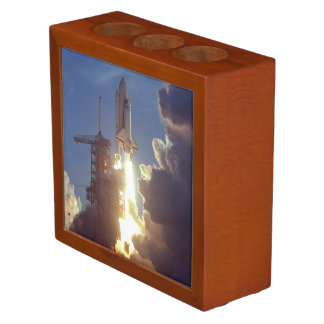 First Shuttle Launched Pencil/Pen Holder