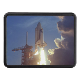 First Shuttle Launched Trailer Hitch Cover