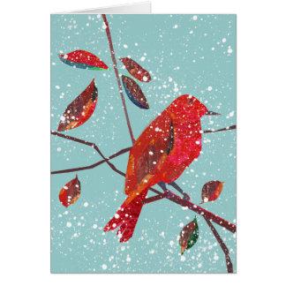 First Snow 2016 Holiday Season Card