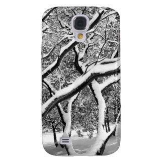 First Snow Manzanita Galaxy S4 Case