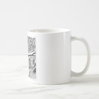 First Snow Manzanita Classic White Coffee Mug