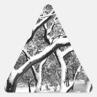 First Snow Manzanita Stickers