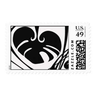 First Snow-NOU01 Postage Stamp