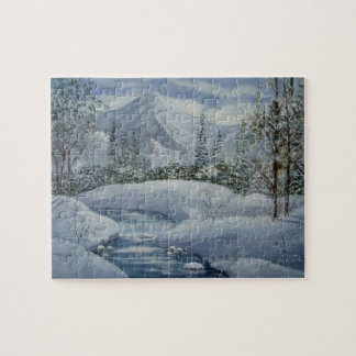 First Snow Puzzle