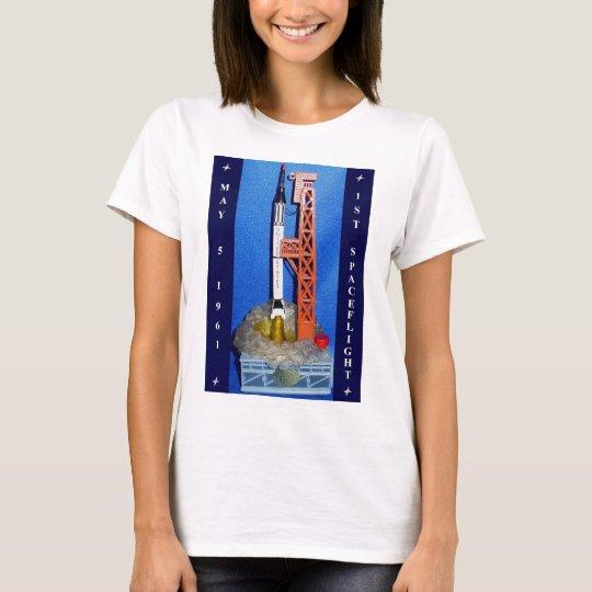 First Spaceflight T-Shirt