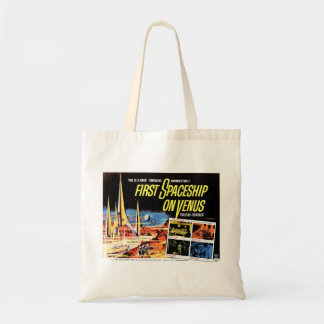 """""""First Spaceship on Venus"""" Bag"""
