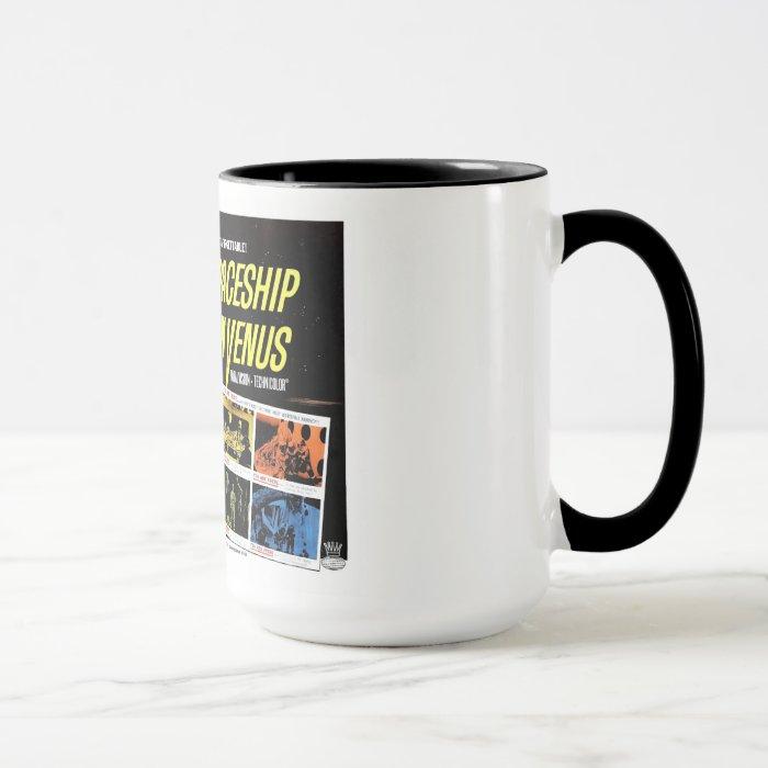 """First Spaceship on Venus"" Mug"