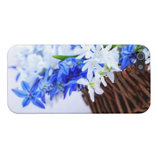 First spring flowers cases for iPhone 5