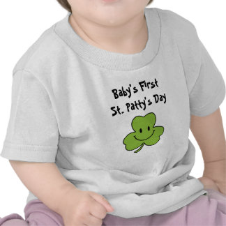 First St. Patrick's Day T-shirt