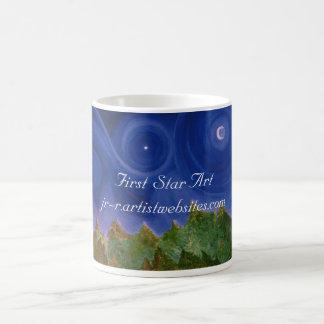 First Star Art Coffee Mug