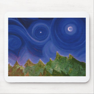 First Star Art Mouse Pad