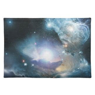 First Stars Cloth Placemat
