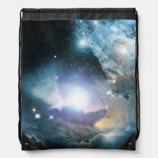 First Stars Drawstring Bag