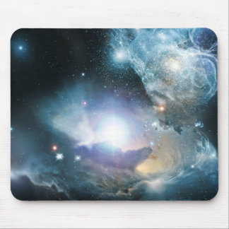 First Stars Mouse Pad