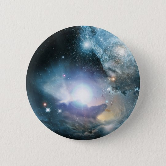 First Stars Pinback Button