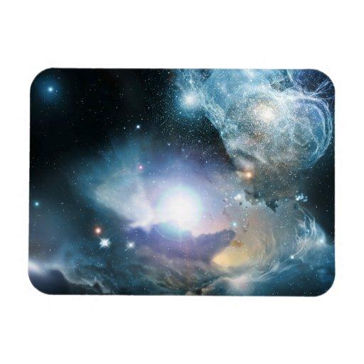 First Stars Rectangle Magnets