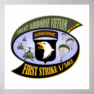 First Strike 1/502 Poster