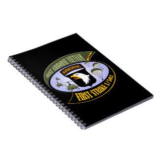First Strike 1/502 Spiral Notebook