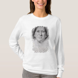 First Study for the Portrait of George Eliot T-Shirt