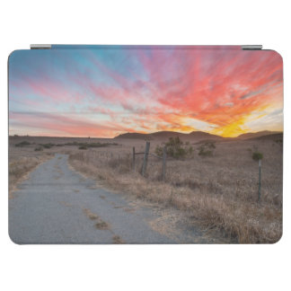 First Sunset of the Day iPad Air Cover