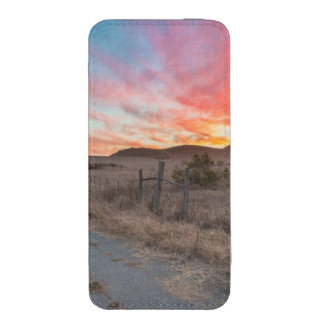 First Sunset of the Day iPhone SE/5/5s/5c Pouch