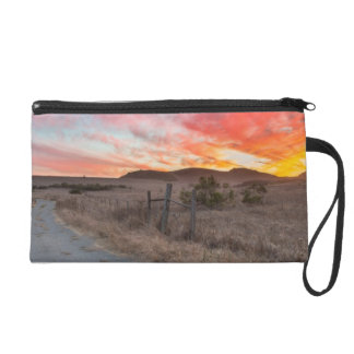 First Sunset of the Day Wristlet