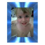 First Swim Class Post Cards