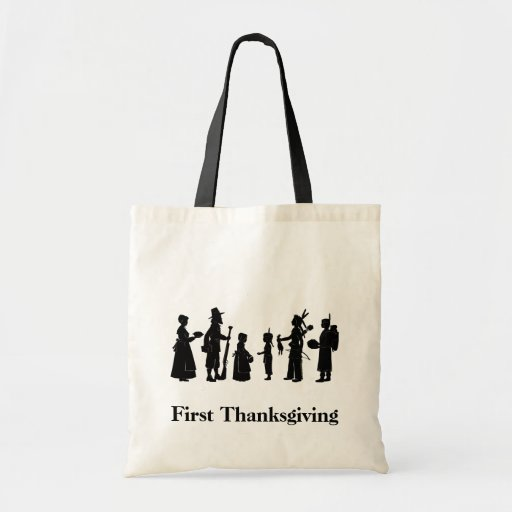 First Thanksgiving Tote Tote Bag