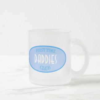 First Time Daddies Club (Blue) Mug
