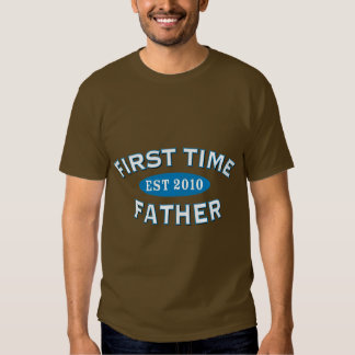 First Time Father 2010 T-shirt