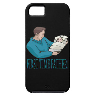 First Time Father iPhone 5 Cover