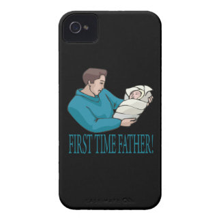 First Time Father iPhone 4 Cover